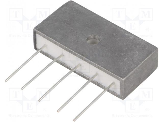 SEMIKRON DBI 6-12 - Třífázový usměrňovací můstek