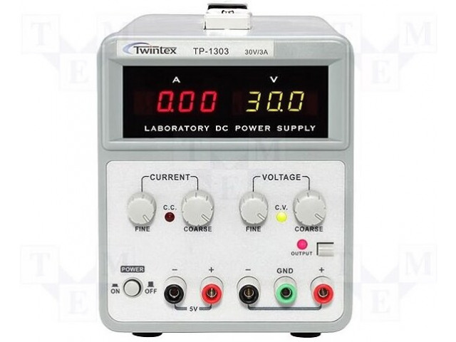 TWINTEX TP-1303 - Power supply: laboratory