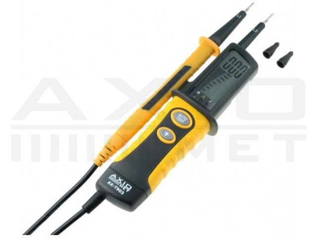 AX-T903 AXIOMET, Tester