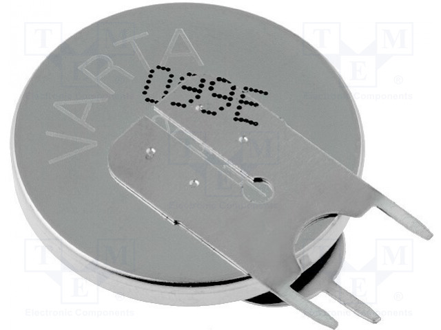 VARTA MICROBATTERY CR2450SLF3 - Baterie: lithiové