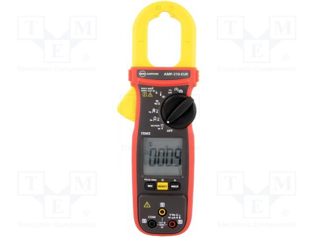BEHA-AMPROBE AMP-310-EUR - Číslicový klešťový měřič AC