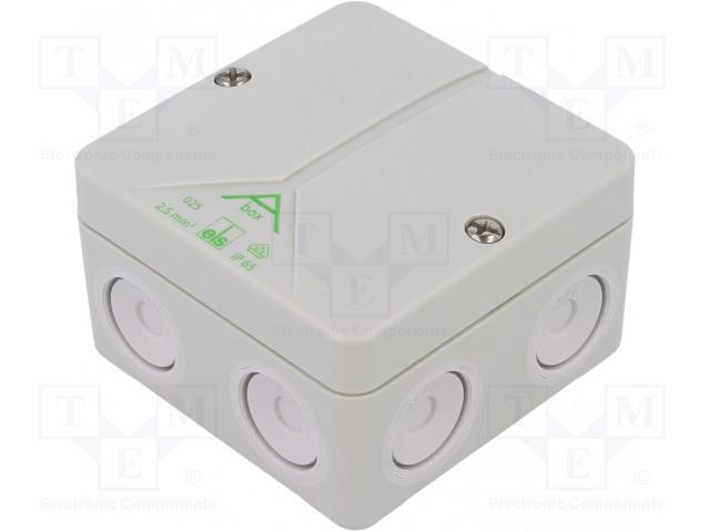 SPELSBERG 80290701 - Kryt: propojovací krabice