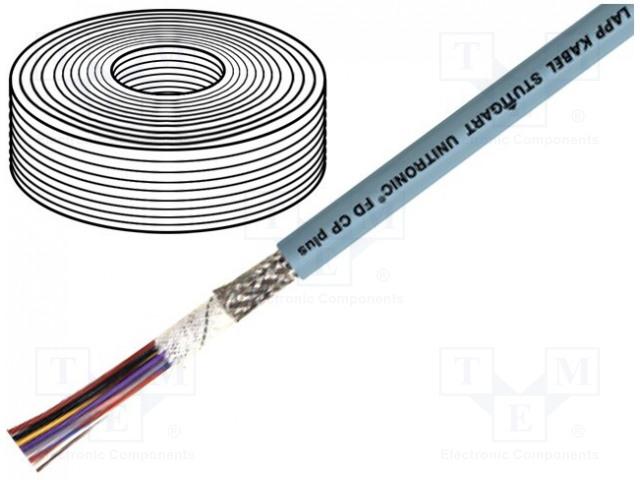 LAPP KABEL 0028896 - Vodič: pro přenos dat