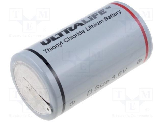 ULTRALIFE ER34615M/ST UHR-ER34615 - Baterie: lithiové
