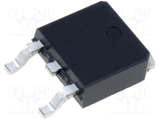 DIODES INCORPORATED DMTH6004SK3Q-13 - Tranzistor: N-MOSFET
