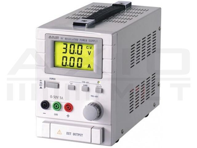 AX-3005DBL AXIOMET, Voedingseenheid
