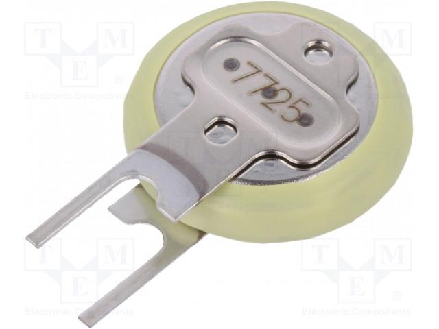 PANASONIC BR1225/VCN - Baterie: lithiové