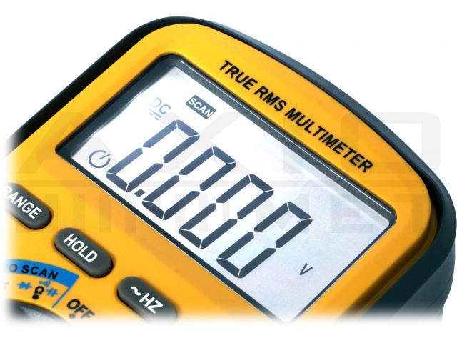 AX-174 AXIOMET, Digitale multimeter