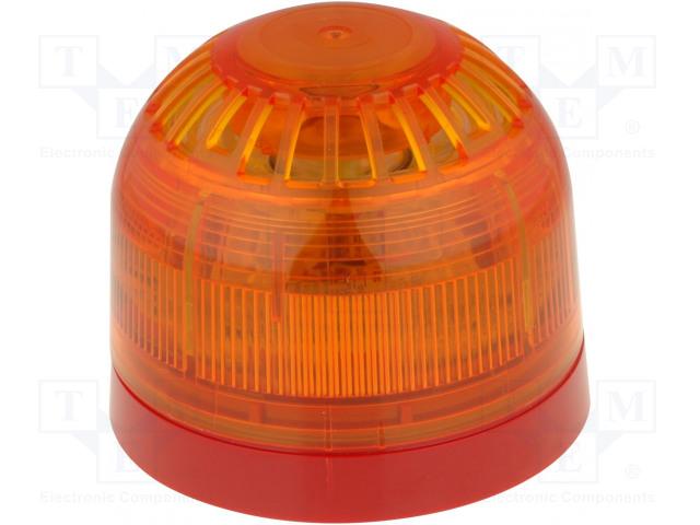 KLAXON SIGNALS PSC-0025 - Signalizátor: opticko-akustický