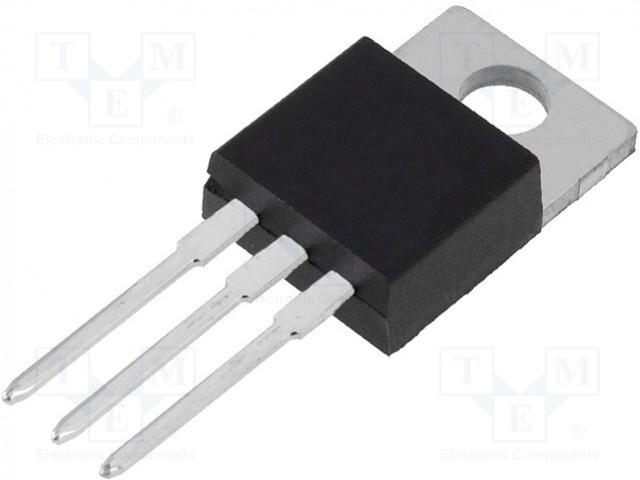 ON SEMICONDUCTOR (FAIRCHILD) FDP18N50 - Tranzistor: N-MOSFET