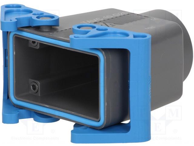 ILME TAVC 10 G25 - Kryt: pro konektory HDC
