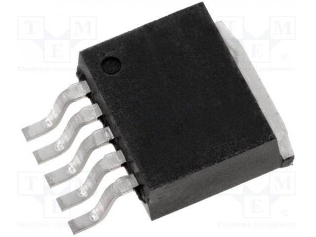 INFINEON TECHNOLOGIES BTS442E2 E3062A - IC: power switch