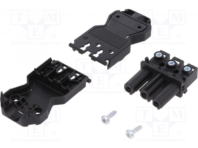 WIELAND 92.931.3053.1 GST18I3S B1 ZR1 SW - Connector: pluggable terminal block