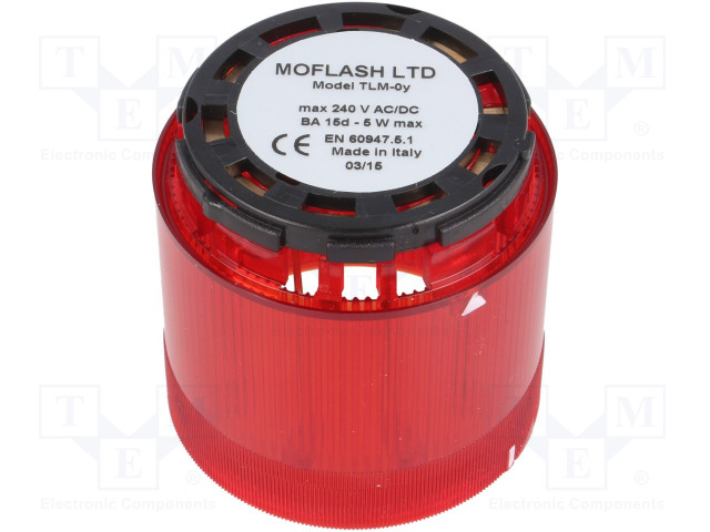 MOFLASH SIGNALLING LTD TLM-02 - Signalizátor: optický
