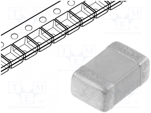 SAMSUNG CL21B562KBANNNC - Kondenzátor: keramický