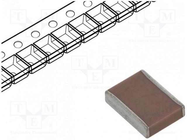 KEMET C3040H104JCGACT050 - Kondenzátor: keramický