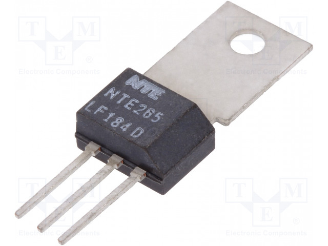 NTE Electronics NTE265 - Tranzistor: NPN