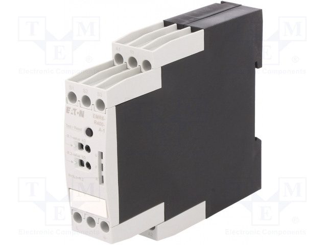 EATON ELECTRIC EMR6-R400-A-1 - Module: insulation monitoring relay
