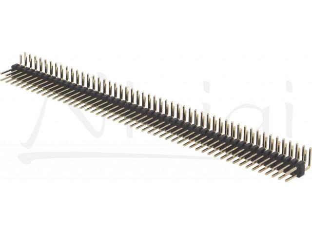 ZL212-100KG NINIGI, Tűs sorkapocs