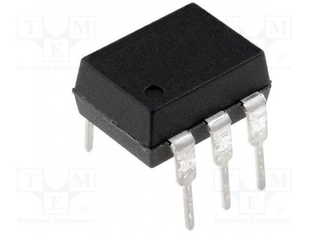 ISOCOM IS6010X - Optotriac