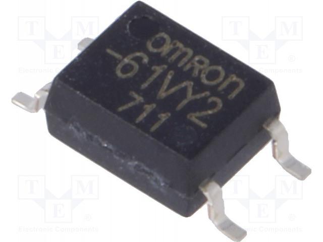 OMRON OCB G3VM-61VY2 - Relé: polovidičová