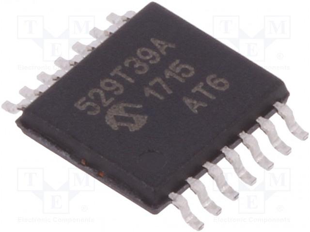 MICROCHIP TECHNOLOGY PIC12F529T39A-I/ST - Mikrokontrolér PIC