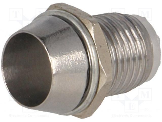RTM-50HB-CHROM - Objímka pro LED