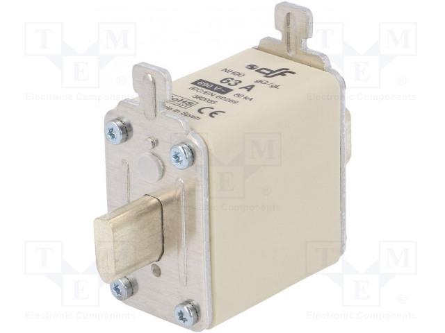 DF ELECTRIC 382055 - Sicherung: Schmelz