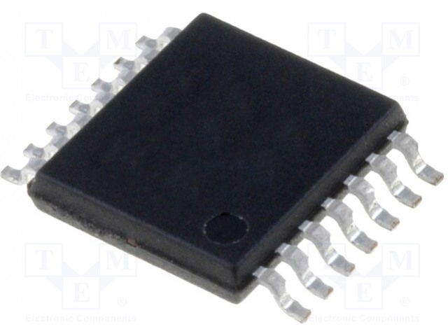 ON SEMICONDUCTOR MC74HC02ADTR2G - IC: digital