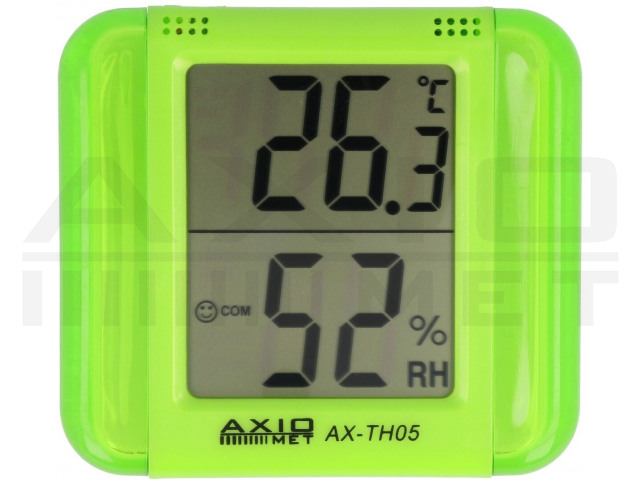 AX-TH05 AXIOMET, Thermohygrometer