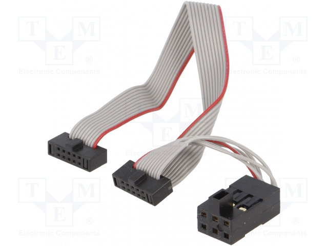 MICROCHIP (ATMEL) ATATMEL-ICE-CABLE - 连接线