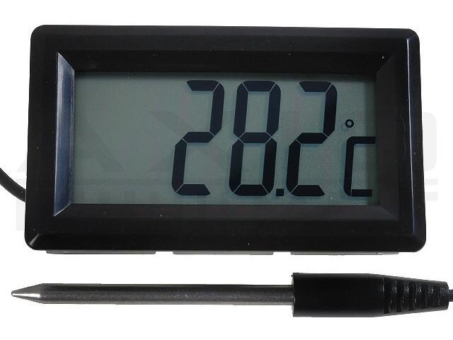 MOD-TEMP101 AXIOMET, Misuratore di temperatura per quadro