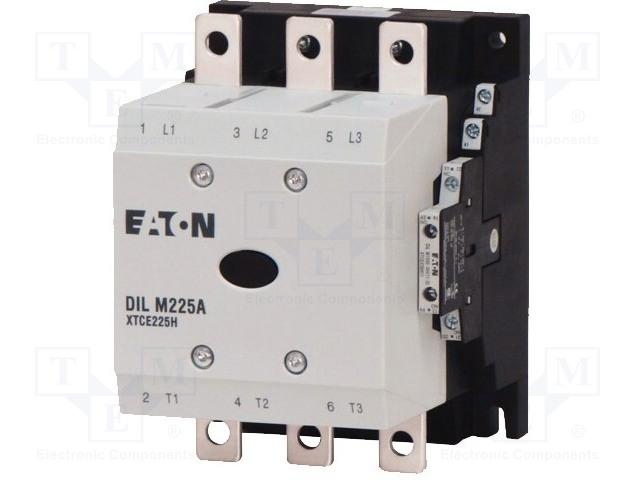 EATON ELECTRIC DILM225A/22(RAC240) - Stykač: 3-pólový