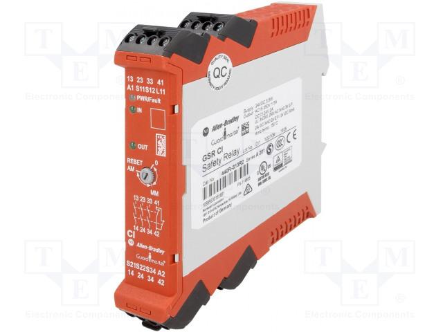 GUARD MASTER 440R-S13R2 - Modul: bezpečnostní relé