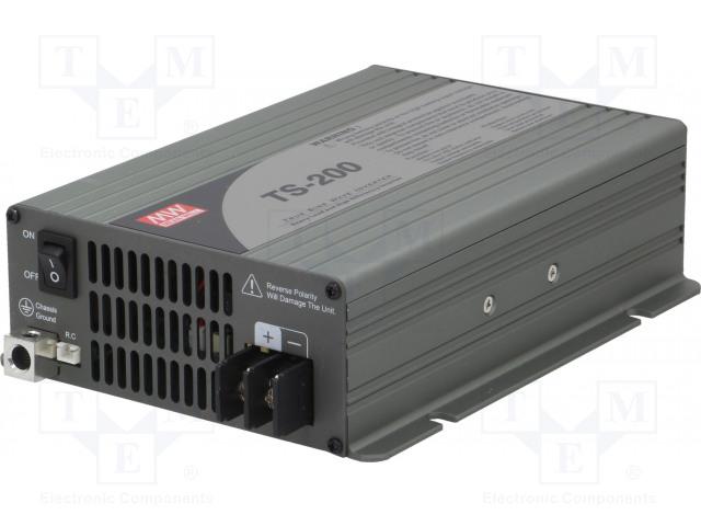 MEAN WELL TS-200-212B - Měnič: dc/ac