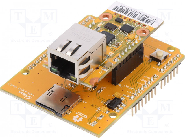 WIZNET IOSHIELD-A - Expansion board