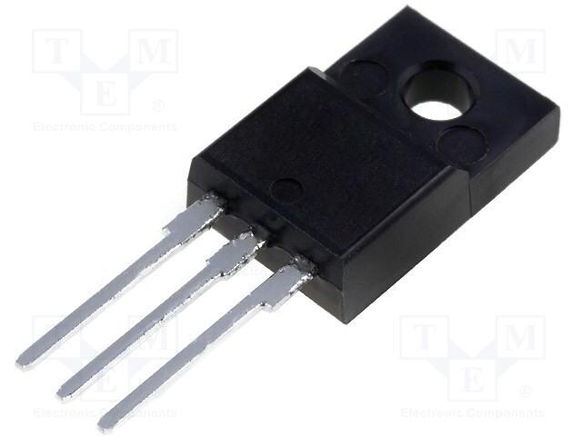 INFINEON TECHNOLOGIES IPA086N10N3GXKSA1 - Tranzistor: N-MOSFET