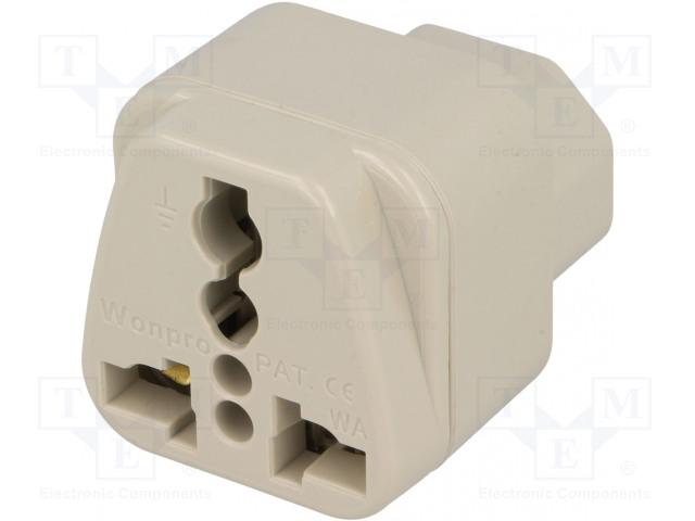 ADAPTER-PC - Přechod: adaptér