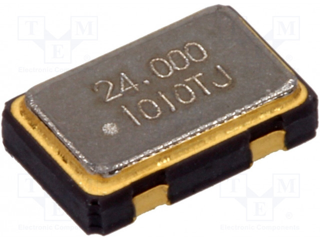 IQD FREQUENCY PRODUCTS LFSPXO024986BULK - Generator: Quarz