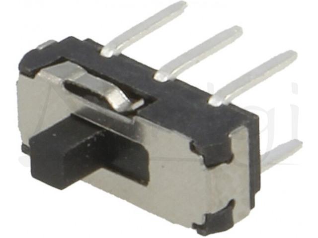 MSS-2235 NINIGI, Comutator
