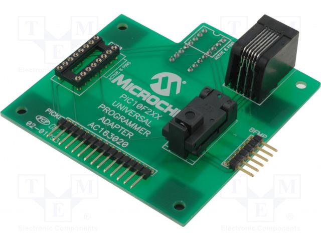 MICROCHIP TECHNOLOGY AC163020 - Adaptér: DIP8-SOT23-6