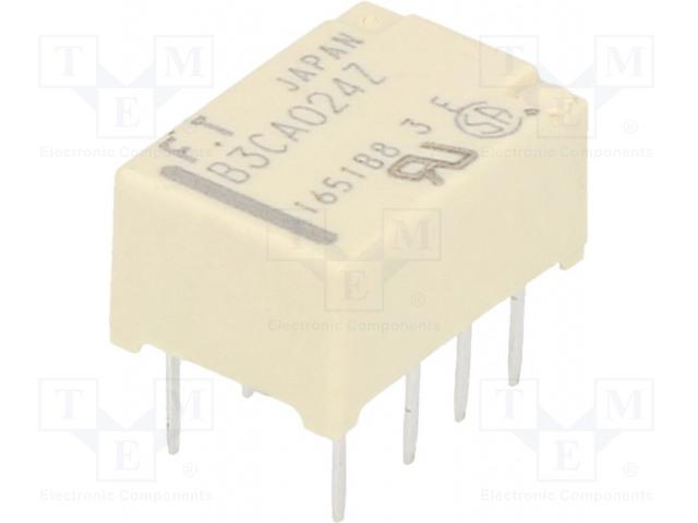 FUJITSU FTR-B3CA024Z - Relé: elektromagnetické