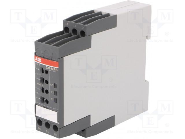 ABB CM-MPS.43S - Modul: napěťové hlídací relé