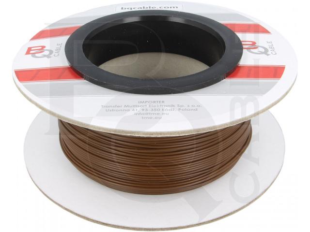 FLRYW-B0.35-BR BQ CABLE, Conduttore