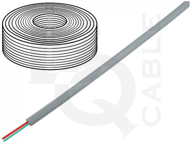 TEL-0030CCA-100/SV BQ CABLE, Leiding