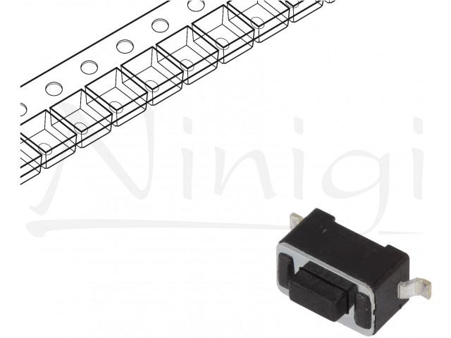 DTSM31N-F-R NINIGI, Mikroprzełącznik TACT