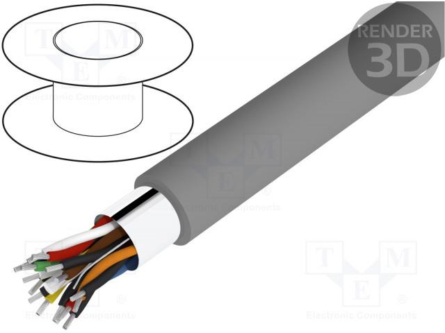 ALPHA WIRE 5479C SL005 - Wire