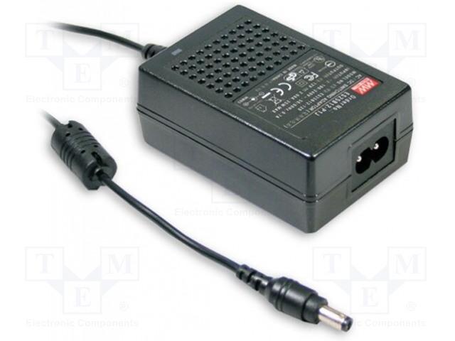 MEAN WELL GSM36B12-P1J - Napájecí zdroj: spínaný