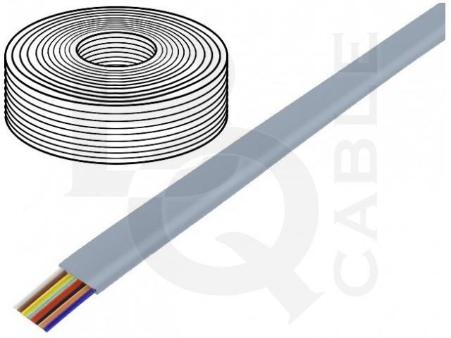 TEL-0081-100/SV BQ CABLE, Leitungen