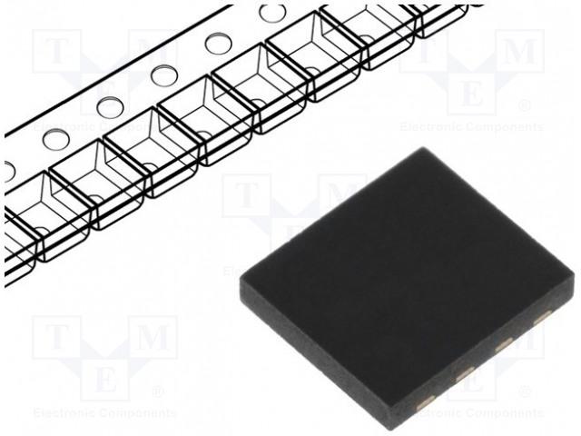 MICROCHIP TECHNOLOGY 93LC46BT-I/MC - EEPROM 内存